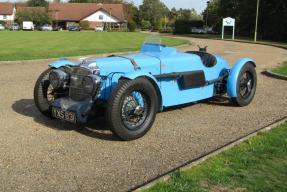 1936 Vauxhall DX