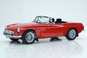 c. 1970 MG MGB Roadster