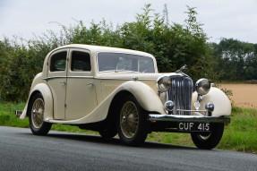 1936 SS Jaguar 1.5 litre