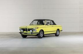 1973 BMW 2002 Cabriolet