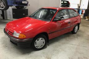 1993 Vauxhall Astra