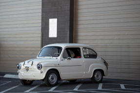 1959 Abarth Fiat 750