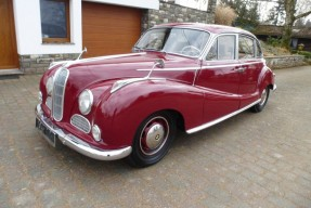 1962 BMW 502