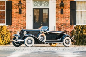 1931 Auburn Eight
