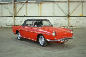1968 Renault Caravelle