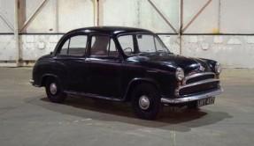 1956 Morris Cowley