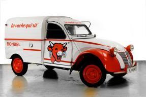 1960 Citroën 2CV Fourgonnette