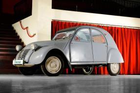 1962 Citroën 2CV
