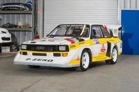 1982 Audi Sport Quattro S1 E2 Recreation