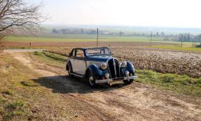 1938 Hotchkiss 686