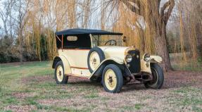 1923 Léon Bollée Type M