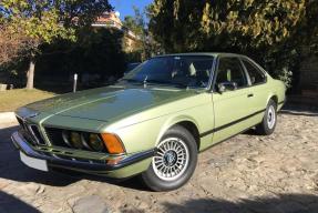 1977 BMW 633 CSi
