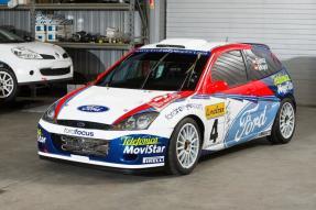 2002 Ford Focus WRC