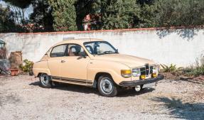 1980 Saab 96