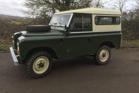 1980 Land Rover Series III