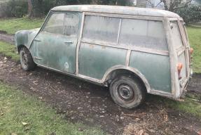 1968 Austin Mini