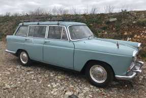 1969 Austin A60