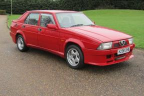 1991 Alfa Romeo 75