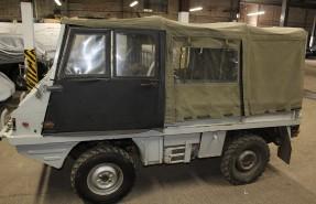 1970 Steyr-Puch Haflinger