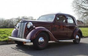 1950 Ford Pilot V8