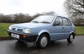 1991 Nissan Micra