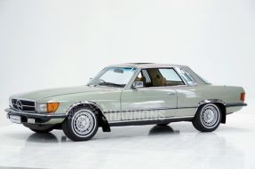 1980 Mercedes-Benz 450 SLC
