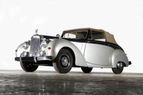 1952 Alvis TA21