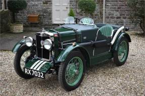 1930 MG M-Type