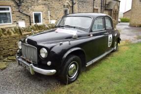 c. 1955 Rover P4