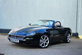 2004 Maserati 4200 GT Spyder