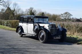 1933 Sunbeam 16.9