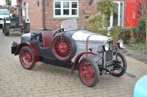 1929 Triumph Super Seven
