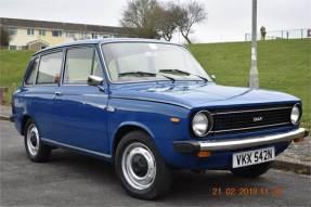 1974 DAF 66