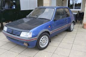 1990 Peugeot 205 GTi