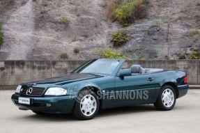 1996 Mercedes-Benz SL 500