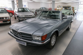 1980 Mercedes-Benz 350 SL