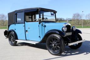 1937 Austin Heavy 12