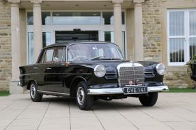 1964 Mercedes-Benz 190C