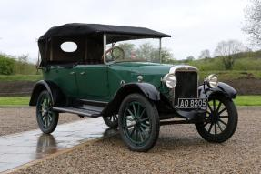 1923 Willys-Overland Crossley