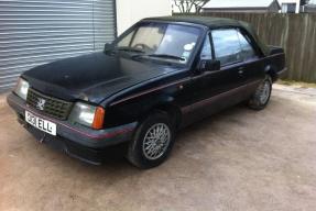 1986 Vauxhall Cavalier