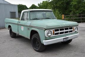 1969 Dodge D200