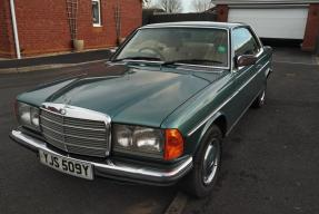 1982 Mercedes-Benz 230 CE