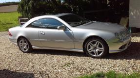 2004 Mercedes-Benz CL55 AMG