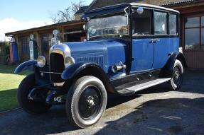 1924 Citroën Type B12