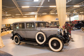 1929 Lincoln Type 168A