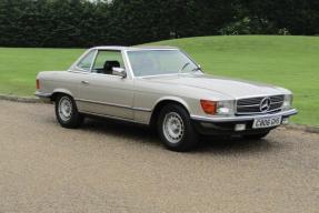 1985 Mercedes-Benz 500 SL
