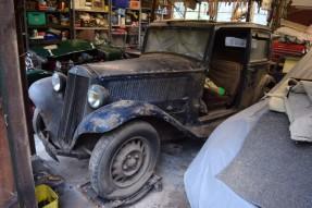 1936 Lancia Augusta