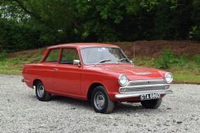 1966 Ford Cortina