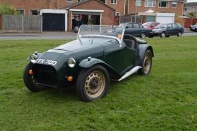 1956 Buckler Mk V