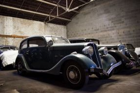 1934 Salmson S4